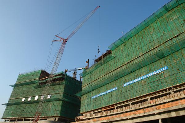高层钢结构吊装的关